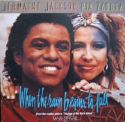 Jermaine Jackson - When the rains begins to fall